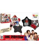 SOFT SECRET DIARY ONE DIRECTION